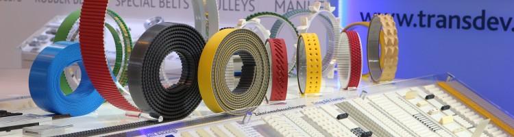 BRECO® ATS 15 Polyurethane Timing Belts Go 11 Metres Up