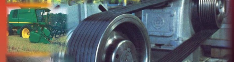 TransDev's F&F range of power transmission belts