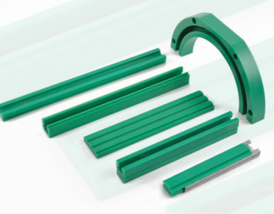 Transplas Chain Guides and Wearstrips