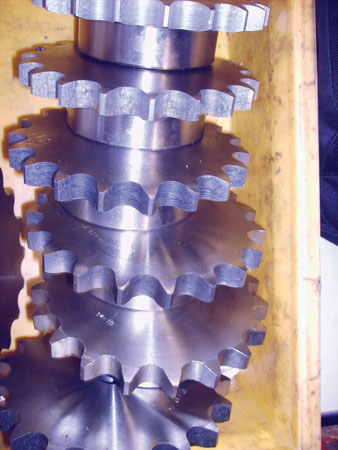Sprocket and Platewheel Manufacturing