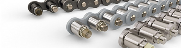 Maintenance-free high-performance chains for customised drive solutions