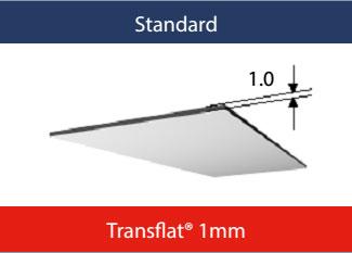 Transflat® Standard Belt Thickness 1mm Nominal