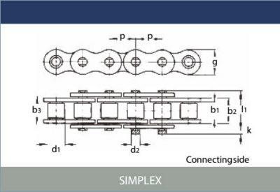 Marathon Simplex Maintenance Free Chain