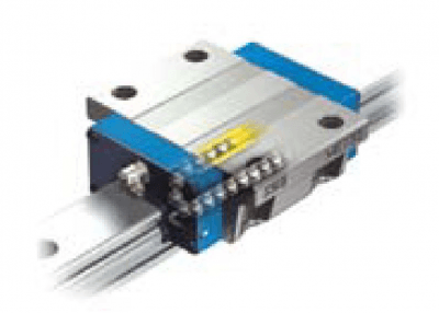 Roller Type Linear Motion Rolling Guides