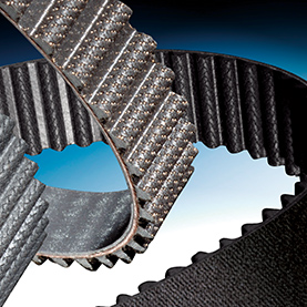 HTD Rubber Timing Belts