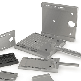 BRECO® Fix Tension Plates Variant B & C