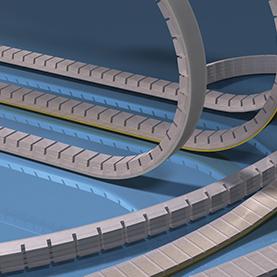 FERROPAN® Friction Belts