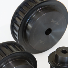 H300 Pilot Bore Pulleys – to suit 76.2mm