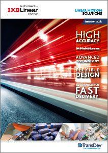 IKO Linear Solutions Brochure