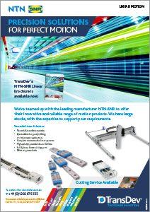 NTN-SNR Linear Leaflet