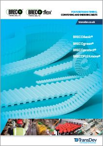 BRECO PU Belts Brochure