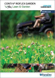 Lawn & Garden Belts Brochure